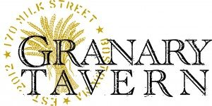 Granary Tavern restaurant in Downtown Boston, a client of Avery Restaurant Consulting
