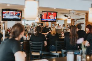 Avery Restaurant Consulting retraining staff before restaurant reopening