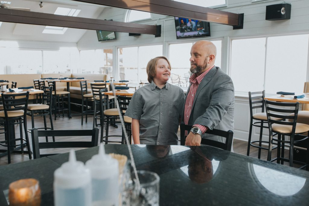 Jason Carron, restaurant consulting service, client restaurant in Connecticut