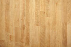 A plain wooden cutting board